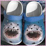 Shark Mouth Unisex - Clog Comfortable For Mens And Womens
