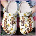 Giraffe Cute Unisex Clog for Men and Women