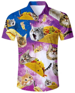 Taco Cat Hawaiian Shirt