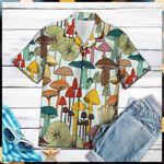 Mushroom Tropical Hawaiian Shirt