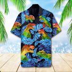 Dinosaur LGBT Tropical Hawaiian Shirt