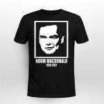 Norm Macdonald 1959 - 2021 Shirt