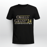 Orsillo Grant 2024 All Down By Way Of The K Shirt