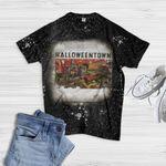 Halloween Town Halloween Bleached Shirt