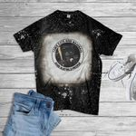 I Like Cats And Baseball And Maybe 3 People Bleached T-Shirt