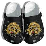 Unapologetically Dope Black Women Unisex Clog Shoes