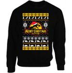 The World of Dinosaur Park Merry Christmas Sweatshirt