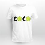 Coco Gauff Coco Tennis Shirt