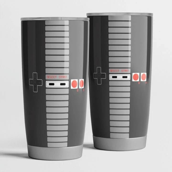 Game Bottons Tumbler