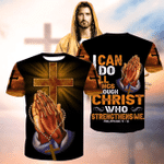 I Can Do All Things Through Christ 3D
