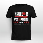 Krueger Voorhees 2021 Let Us Take A Stab At It Shirt