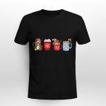 Christmas 4 Cups Of Coffee Christmas Sweatshirt
