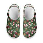 Santa Christmas Unisex Clog Shoes for Men & Women