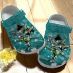 Sea Turtle Unisex Clog Shoes