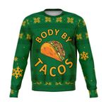 Body By Tacos 3D All Over Print Christmas Sweater