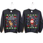 I Don't Do Matching Sweaters, But I Do Couple Christmas Sweatshirt