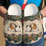 Guinea Pig Indian Cute Unisex Clog Shoes