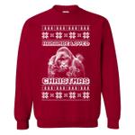 Harambe Loved Christmas Ugly Christmas Sweater