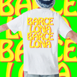 Exclusive City Collection - Barcelona T-shirt - Trendy Shirt, Unisex Shirt, Gifts For Buddies