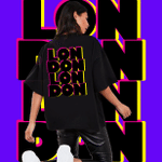 Exclusive City Collection - London T-shirt - Trendy Shirt, Unisex Shirt, Gifts For Buddies