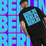 Exclusive City Collection - Berlin T-shirt - Trendy Shirt, Unisex Shirt, Gifts For Buddies