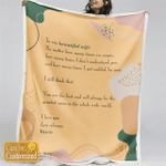 Family Blanket - You Are The Best And Will Always Be The Greatest Mom - Personalized Blanket