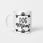 Dog Mom 001 - Funny Mug - Gift Idea For Pet Lovers