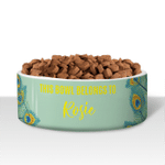 Personalized Pet Bowls Belongs To 004 - Gift for Dog Lovers and Cat Lovers