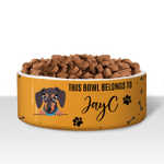 Personalized Pet Bowls Belongs To 002 - Gift for Dog Lovers
