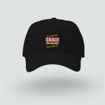 Congrats! Grad! You Did It! - Class of 2021 Graduation - Brushed Twill Unstructured Cap - Unisex Hat - Embroidered Hat - Family Matching Hat