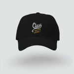 Class of 2021 Graduation - Brushed Twill Unstructured Cap - Unisex Hat - Embroidered Hat - Family Matching Hat
