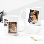 Custom Photo Mug - Me And My Cats - Personalized Two-sided Mug for Cat Lovers