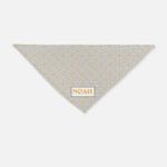 Dog Bandana Pattern 003 - Personalized Bandana - Personalized Gift For Dog Lovers