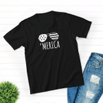 Merica T-Shirt, Freedom Shirt, Fourth Of July Shirt, Independence Day T-Shirt