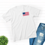 America Flag T-Shirt, Freedom T-Shirt, Celebration Fourth Of July T-Shirt, July 4th Shirt, Independence Day T-Shirt