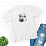 Husband, Father, Protector, Hero T-shirt, Gift For Dad, Father's Day Gift