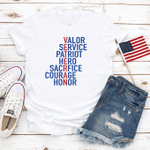 Veteran T-Shirt, Freedom T-Shirt, Celebration Fourth Of July T-Shirt, Independence Day T-Shirt