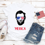 Founding Father, Merica T-shirt, Freedom T-Shirt, Celebration Fourth Of July T-Shirt, Independence Day T-Shirt