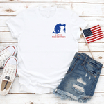 Never Forgotten, Veteran T-Shirt, Freedom T-Shirt, Celebration Fourth Of July T-Shirt, Independence Day T-Shirt