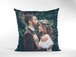 Custom Photo Pillow Add Picture Personalized Throw Pillow Twill Polyester, Home Decoration, Couple Gifts Anniversary Gifts
