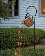 Watering Can Art Light Decoration——FREE SHIPPING