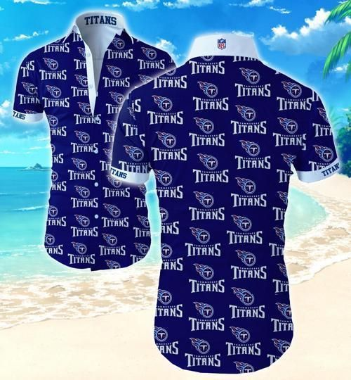 Tennessee Titans Hawaii Fit Body Shirt