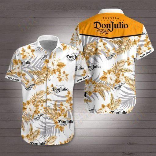 Don julio tequila Hawaiian Shirt Summer Shirt