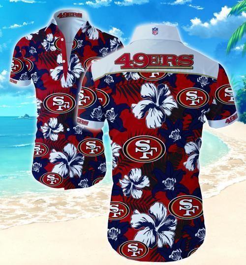 San Francisco 49ers Hawaii Hawaii Shirt