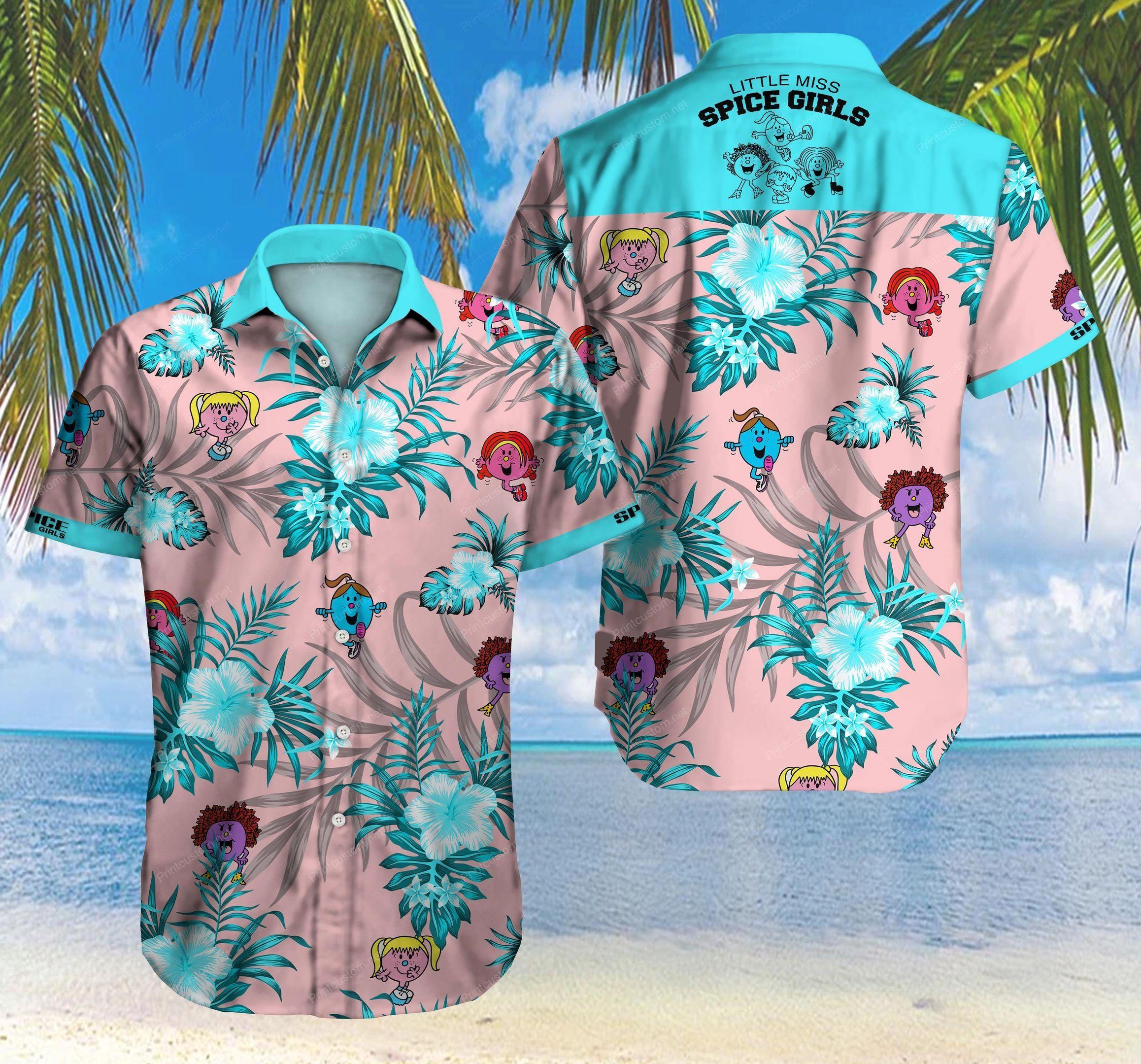 Spice Girls Little Miss Hawaii Shirt Summer