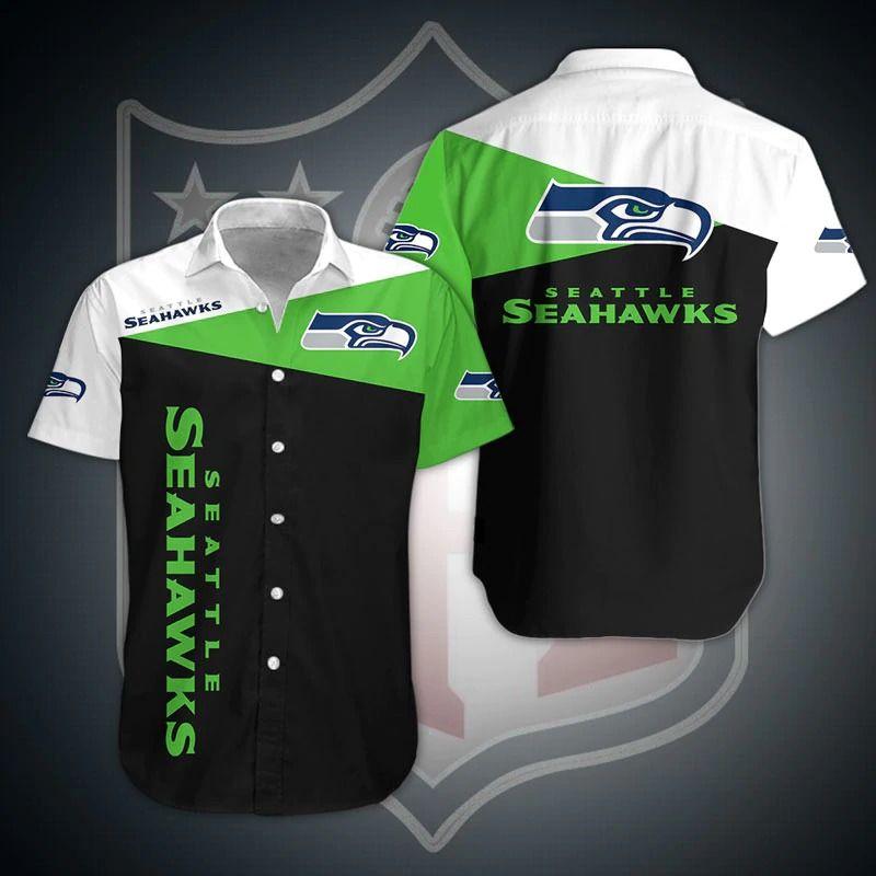 NFL Seattle Seahawks shirt Hawaiian Shirt