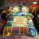 12 Days Of Christmas AM1211090CL Bedding Set