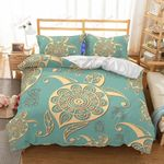 Natural Scenery Sea Turtle XM1008239CL Bedding Set