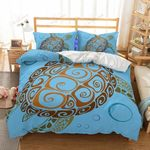 Natural Scenery Sea Turtle XM1008244CL Bedding Set