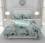 Butterfly And Roses Sugar Skull XM2808140CL Bedding Set
